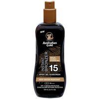 Beauty Sonnenschutz & Sonnenpflege Australian Gold Sunscreen Spf15 Spray Gel With Instant Bronzer