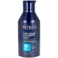 Beauty Shampoo Redken Color Extend Brownlights Blue Toning Shampoo