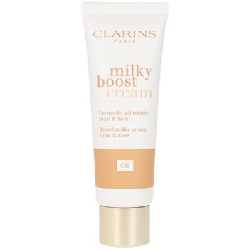 Beauty Damen BB & CC Creme Clarins Milky Boost Cream 05