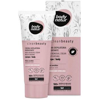 Beauty Damen Accessoires Körper Body Natur Clean Beauty Crema Depilatoria Hidratante Cuerpo