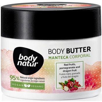 Beauty pflegende Körperlotion Body Natur Body Butter Manteca Corporal Frutos Rojos, Granada Y Fruta D