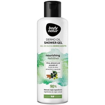Beauty Badelotion Body Natur Dermo Oil Duschgel Dermo Aceite 400 Ml