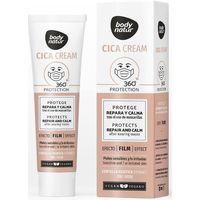 Beauty pflegende Körperlotion Body Natur Cica Cream Protege Repara Y Calma Tras El Uso De Kur/maske
