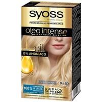 Beauty Damen Haarfärbung Syoss Olio Intense Tinte Sin Amoniaco 9.10-rubio Luminoso