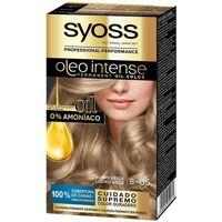 Beauty Damen Haarfärbung Syoss Olio Intense Tinte Sin Amoniaco 8.05-rubio Beige