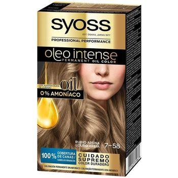 Beauty Damen Haarfärbung Syoss Olio Intense Tinte Sin Amoniaco 7.58-rubio Arena