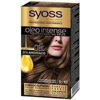 Beauty Damen Haarfärbung Syoss Olio Intense Tinte Sin Amoniaco 5.10-castaño Claro