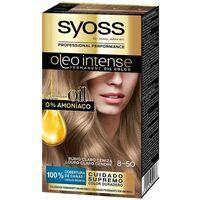 Beauty Damen Haarfärbung Syoss Olio Intense Tinte Sin Amoniaco 8.50-rubio Ceniza