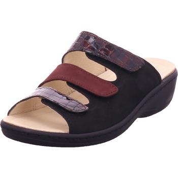 Schuhe Damen Pantoffel Belvida - 42496 rot