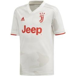 Kleidung Jungen T-Shirts adidas Originals  Weiss