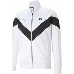 Kleidung Herren Trainingsjacken Puma Classic Motorsport Weiss