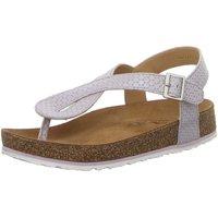 Schuhe Damen Sandalen / Sandaletten Haflinger Sandaletten 819001 1198 beige