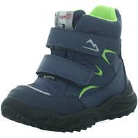 Schuhe Jungen Schneestiefel Legero Klettstiefel 1-009221-8010 blau