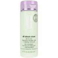 Beauty Damen Gesichtsreiniger  Clinique All About Cleansing Micellar Milk + Make-up R I/ii