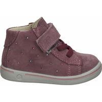 Schuhe Mädchen Sneaker High Pepino Sneaker Rosa