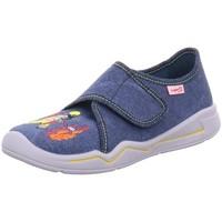 Schuhe Jungen Sneaker Low Legero 1-800298-8020 blau