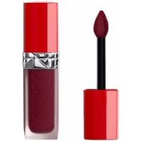Beauty Damen Lippenstift Christian Dior lippenstift- Rouge Ultra Care Liquid 989-Violet 3,2gr lipstick- Rouge Ultra Care Liquid #989-Violet 3,2gr