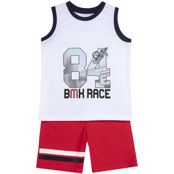 Kleidung Kinder Jogginganzüge Chicco 09076975000000 Weiß