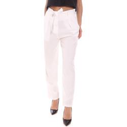 Kleidung Damen Hosen Gaudi 111BD25034 Weiß