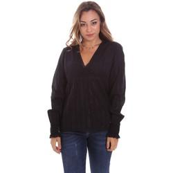Kleidung Damen Tops / Blusen Gaudi 111BD45024 Schwarz