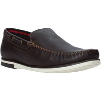 Schuhe Herren Slipper Wrangler WM01141A Braun