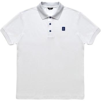 Kleidung Herren Polohemden Refrigiwear RM0T19001PX9032 Weiß
