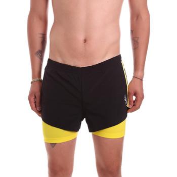 Kleidung Herren Shorts / Bermudas Colmar 0909 1QF Schwarz