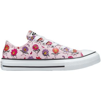 Schuhe Mädchen Sneaker Low Converse 671600C Rosa