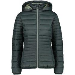 Kleidung Damen Daunenjacken Cmp Sport WOMAN JACKET SNAPS HOOD 30K3666 F962 Other