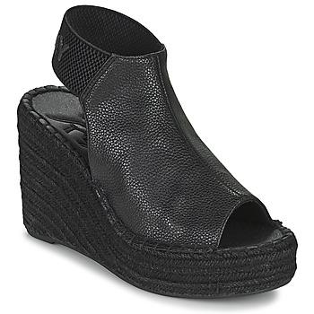 Schuhe Damen Sandalen / Sandaletten Replay JESS Schwarz
