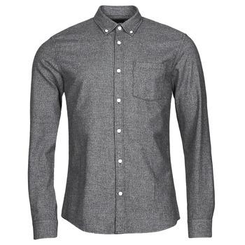 Kleidung Herren Langärmelige Hemden Only & Sons  ONSNIKO Grau