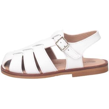 Schuhe Mädchen Sandalen / Sandaletten Cucada 2535AC Sandalen Kind WEISS WEISS