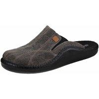 Schuhe Herren Hausschuhe Romika Westland Monaco 296 20696 grau