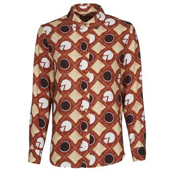 Kleidung Damen Hemden Soi Paris x Spartoo PICNIC Braun