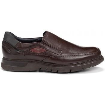 Schuhe Herren Slipper Fluchos 24 Hrs mod.8657 Braun