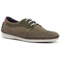 Schuhe Herren Derby-Schuhe & Richelieu Fluchos 24 Hrs mod.8657 Grün