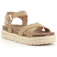 Schuhe Mädchen Sandalen / Sandaletten Obi Shoes PALA CRUZADA Beige