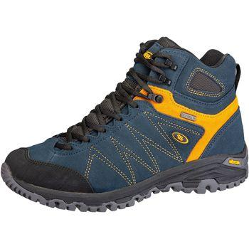 Schuhe Herren Wanderschuhe Brütting Mount Kapela High blau