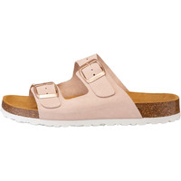 Schuhe Damen Pantoffel Lico Bioline Women rosa