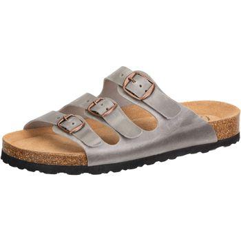 Schuhe Damen Pantoffel Lico Lucia grau