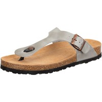 Schuhe Damen Zehensandalen Lico Sofia grau
