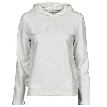 Kleidung Damen Sweatshirts Only Play ONPSHAU Weiss