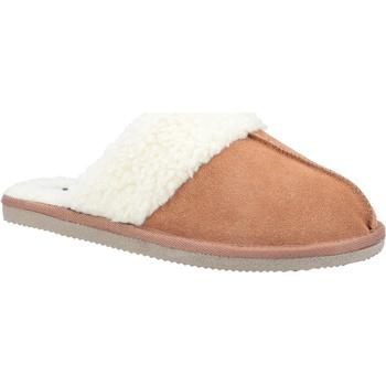 Schuhe Damen Hausschuhe Hush puppies  Braun