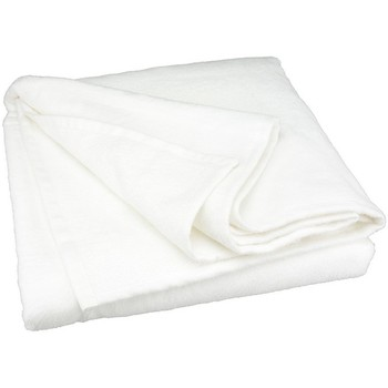 Home Strandtuch A&r Towels 100 cm x 190 cm Weiß