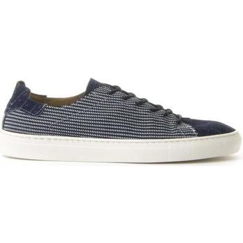 Schuhe Damen Sneaker Low Montevita 71811 BLUE