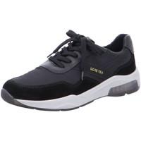 Schuhe Herren Sneaker Low Ara Schnuerschuhe 36024 11-36024-01 schwarz