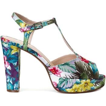 Schuhe Damen Sandalen / Sandaletten Gennia  Mehrfarbig