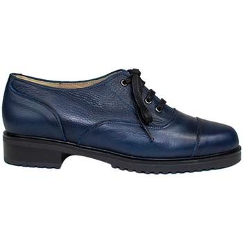 Schuhe Damen Derby-Schuhe Gennia JANET Marineblau Rindsleder Other