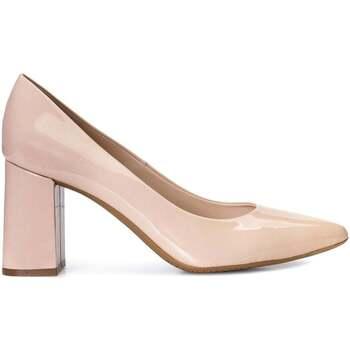 Schuhe Damen Pumps Gennia MARA Lackleder Nude Nude