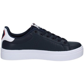 Schuhe Herren Sneaker Low Cotton Belt CBM114040/53 BLAU